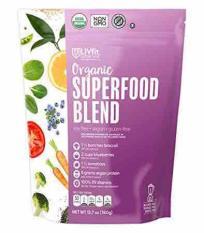 Bột rau siêu thực phẩm hữu cơ Livfit organic superfood 720gram