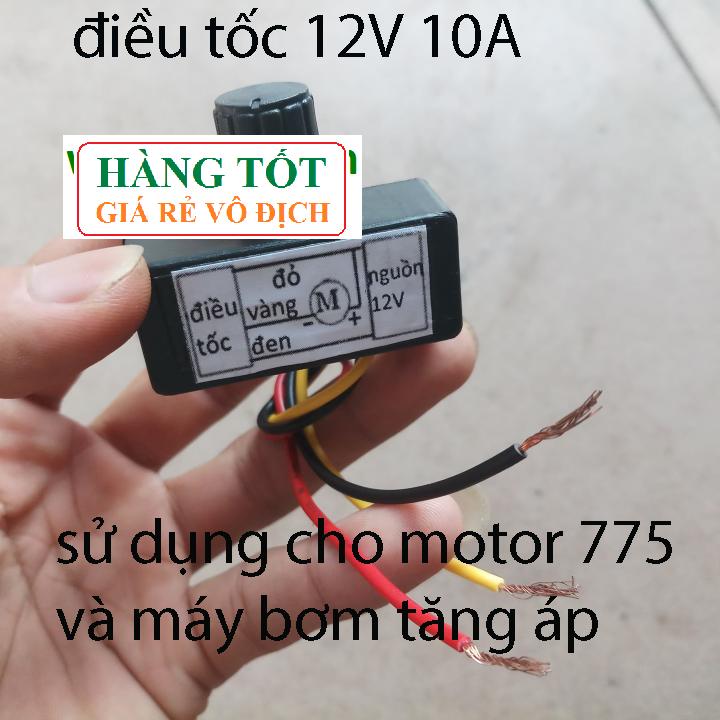 CHIẾT ÁP ĐIỀU CHỈNH dải rộng các loại DC đến 35v, Dimmer AC220v
