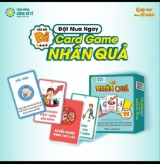 Card Game Nhân Quả – Thẻ Nhân Quả