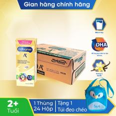 [FREESHIP 30K ĐƠN 399K] Thùng 24 hộp sữa nước Enfagrow 4 vị Vani 180ml cho trẻ trên 2 tuổi