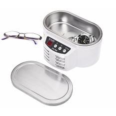 Máy làm sạch kính mắt, đồng hồ, trang sức bằng sóng siêu âm 2 mức công suất 30w-50w NI500