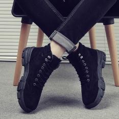 Giày cao cổ nam Mattin kiểu dáng Hàn Quốc bụi bặm đường phố mẫu mới 2020