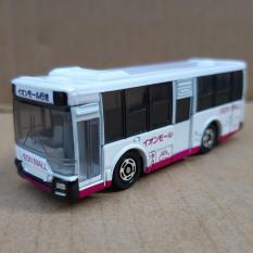 Xe mô hình Tomica – Xe Bus Mitsubishi Fuso – Aeon Mall