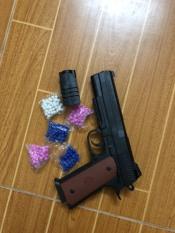 Đồ chơi mô hình M911 (tặng kèm đèn + 1 túi bi)
