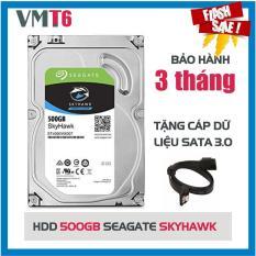 Ổ cứng camera giám sát HDD Seagate Skyhawk 500GB – bảo hành 3 tháng!