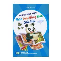 Từ Điển Hoa – Việt Phân Loại Bằng Hình Gấu Trúc – Tập 1