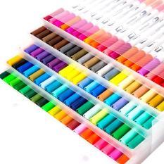 Bút tô màu nước 2 đầu – set 80 màu