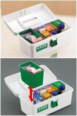 Hộp đựng thuốc và dụng cụ y tế cao cấp xuất xứ Nhật Bản