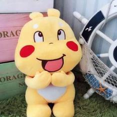 Gấu bông Sticker Qoobee thần thánh hàng nhập cao cấp Size 50cm siêu to , dễ thương SMBC150