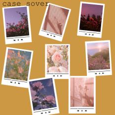 Set 8 Sticker chủ đề Phong Cảnh Playlist trang trí Planner – Case Sover