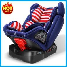 Ghế ngồi ô tô cho bé từ 0 – 12 tuổi Carmind, nằm , quay đa hướng