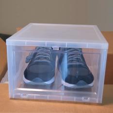 Hộp đựng giày, nhựa cứng trong suốt