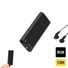 Máy ghi âm chuyên dụng T2 giá rẻ 8GB – Ghi âm 15h liên tục