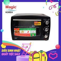 Lò nướng điện đa năng Magic Korea A62 (18 lít)