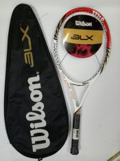 Vợt tennis Wilson 285g tặng căng cước quấn cán và bao vợt – ảnh thật sản phẩm