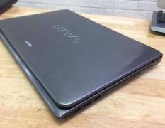 Laptop sony vaio SVE15 i5 3210M 320G HHD15.6 vỏ nhôm