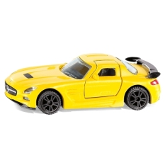 Đồ Chơi Mô Hình Xe Siku Mercedes-Benz SLS AMG 1542 – Màu Vàng