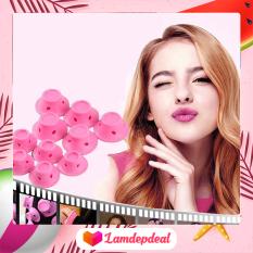 ♥ Lamdepdeal – Dụng cụ làm tóc xoăn PECOROLL- Dụng cụ làm tóc