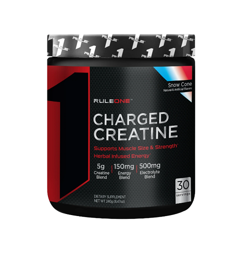 Thực phẩm bổ sungRule 1 Charged Creatine 30 Servings 240g