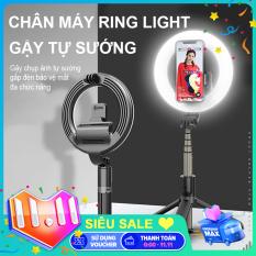 Mini Đèn Livestream – Có đèn Led sáng chụp ảnh đẹp hơn – Chụp ảnh Makeup