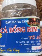 CÁ BỐNG RIM ĐẶC SẢN ĐÀ NẴNG combo 1HỦ 500gr