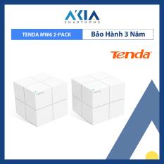 Thiết Bị Phát Mesh Wifi Tenda Nova MW6 (3-Pack) – Hàng Chính Hãng