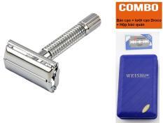 Dụng cụ cạo râu truyền thống Weishi 9306 dụng cụ không thể thiếu giành cho phái mạnh[HB][SVE]