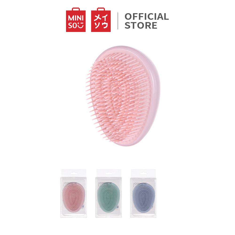 Lược chải tóc Miniso hình giọt nước 36g
