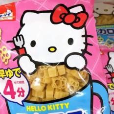 Mì Nui Hình Hello Kitty Hình Hoa 150g Nhật Bản, Mì Cho Bé Ăn Dặm, Mì Hữu Cơ Cho Bé, Mì Em Bé, Mì Tôm Cho Bé, Nui Cho Bé Ăn Dặm