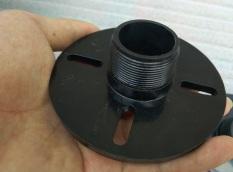 2 cái mặt bích ren xoáy ngoài – dùng cho củ kèn treble kèn