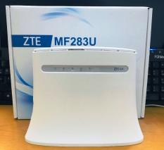 Bộ Phát Wifi 3G/4G ZTe MF283U hỗ trợ tối đa 32 thiết bị hỗ trợ cổng LAN thay thế B593 – hàng nhập khẩu