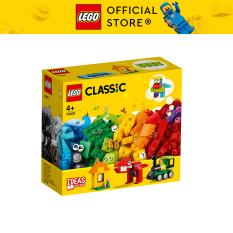 LEGO CLASSIC 11001 Bộ Gạch Classic Ý tưởng ( 123 Chi tiết)