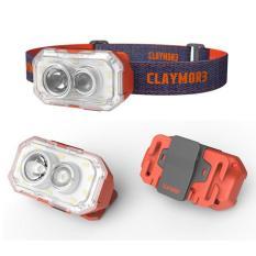 Đèn Đi Phượt Tích Điện Đeo Đầu LED Claymore CL 450