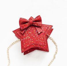 [HCM]Túi đeo chéo cho bé hình ngôi sao lấp lánh đáng yêu BBShine – TX013