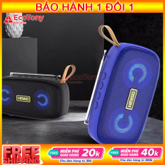 [Hàng chính hãng] Loa Bluetooth Kimiso KMS 305 Eco Tony Loa mini Loa cầm tay Loa siêu bass Loa đài FM