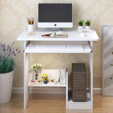 Bàn máy tính bàn học kiểu Bắc Ấu đơn giản gọn nhẹ bằng gỗ bàn học cho trẻ bàn làm việc tiện dụng