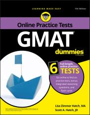 GMAT For Dummies 7th Edition
