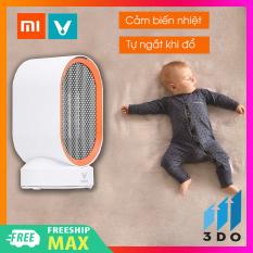 Quạt sưởi mini Xiaomi đa năng cho em bé tự động ngắt quạt sưởi ấm mùa đông Chức năng chống quá nhiệt thay đổi nhiệt độ gió đầu ra để tự động cân đối nền nhiệt (Bảo hành 6 tháng 1 đổi 1 trong vòng 7 ngày), máy sưởi,