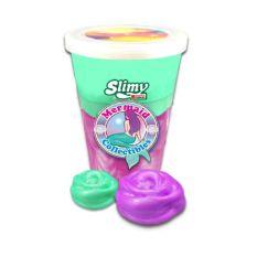 MYKINGDOM – SLIMY Đồ chơi sưu tập SLIMY Slime nàng tiên cá-xanh lá tím 33914/GR-PP