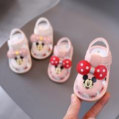 Giày tập đi có kèn hình mikey siêu dễ thương