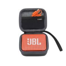 Vỏ bảo vệ loa JBL Go 2 Comos Protective Case (Đen)
