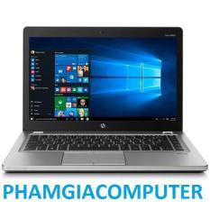 LAPTOP HP FOLIO 9480M Core i5 4300u Ram3 4G SSD 128G 14in Ultrabook siêu mỏng nhẹ 1.6Kg-Hàng nhập khẩu-Tặng Balo, chuột wireless