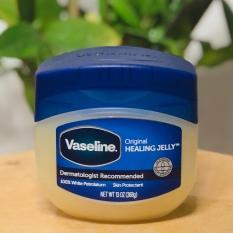 Sáp Dưỡng Ẩm VASELINE 100% Pure Petroleum Jelly Original Hủ Lớn (368g) hạn chế làm da bị khô, nẻ Vaseline Petroleum Jelly Original 13 oz