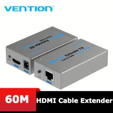 Bộ khuếch đại HDMI to Lan 60m (Cat5/Cat6) Vention VAA-S21-S