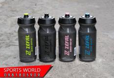 Bình nước thể thao xe đạp ZEFAL SENSE 65 (Màu khói) Made in FRANCE