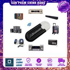 USB Bluetooth HJX001 – biến loa thường thành loa bluetooth thích hợp sài với amply loa vi tính loa không có bluetooth dễ sử dụng