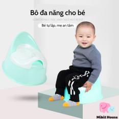 [Lấy mã giảm thêm 30%]Bô vệ sinh cho bé hàng cao cấp – bô vệ sinh đa năng an toàn cho bé [Mikit-House]