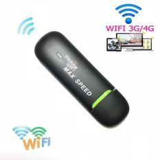 Bộ phát wifi 3G 4G -USB phát wifi cực mạnh từ sim MAX SPEED Tốc độ Lever Max