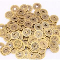 }Combo 04 đồng xu cổ – 10 đồng xu cổ – 20 đồng xu cổ – vật phẩm phong thủy – mang đến tài lộc