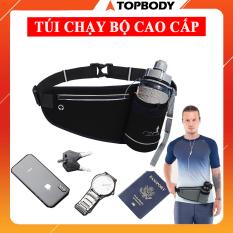 Túi đeo chạy bộ cao cấp – Túi chạy bộ phản quang – Chống thấm nước, không gian chứa siêu rộng